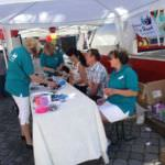 Gesundheitsmarkt in Bad Düben